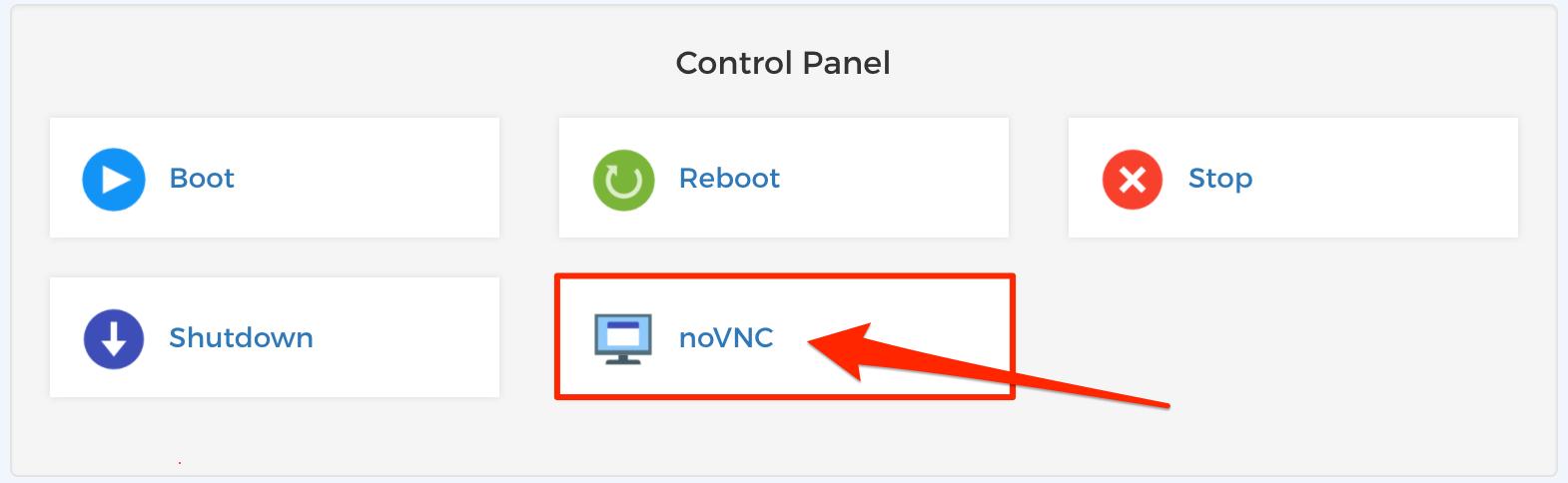 noVNC Client